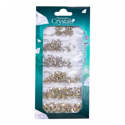 Кристаллы от Magnetic Ice 6 размеров x 288 шт.