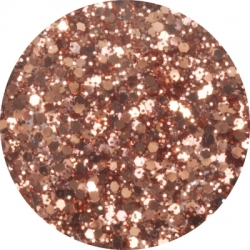 Акриловая пудра цветная 15 гр. Pro Formula Es  Viver  Copper