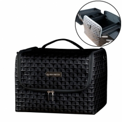 Кейс профессиональный BeautyCase Black Magnetic