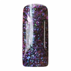 Гель-лак 15 мл. Purple with a Sparkle
