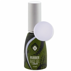 Гель Rubber Base Clear 15 гр.