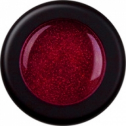 Акриловая пудра цветная 15 гр. Classic Glitter Red