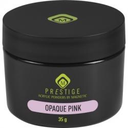 Акриловая пудра Престиж Розовая Прозрачная Матовая (Opaque Pink) 35 гр.